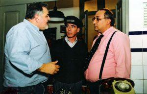 Nicolau Bryner, Guelherme Leite, António Assunção